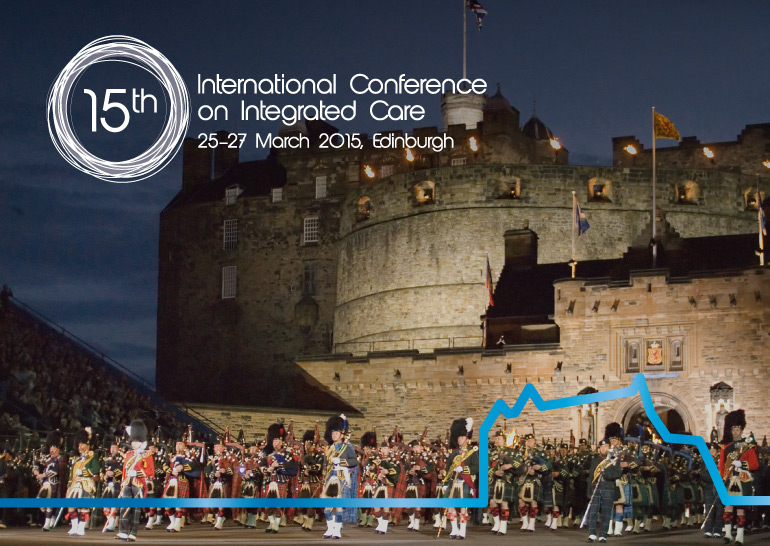ICIC15 - 15th International Conference for Integrated Care, Edinburgh