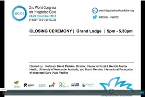 Opening Ceremony WCIC2