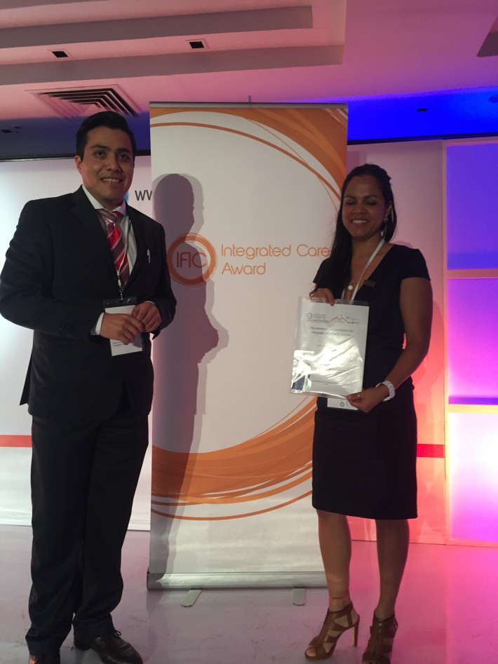 Congratulations to the Winners of the WCIC3 Integrated Care Awards
