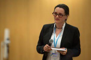 Photo of Viktoria for WHO news item