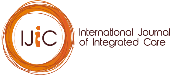 IJIC International Journal of Integrated Care