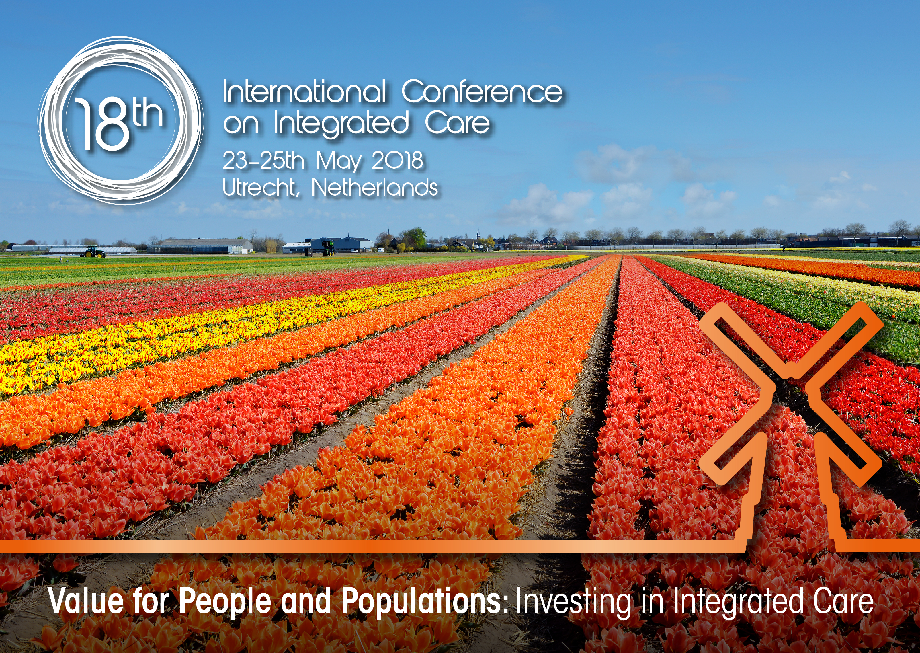 ICIC18 - 18th International Conference on Integrated Care, Utrecht