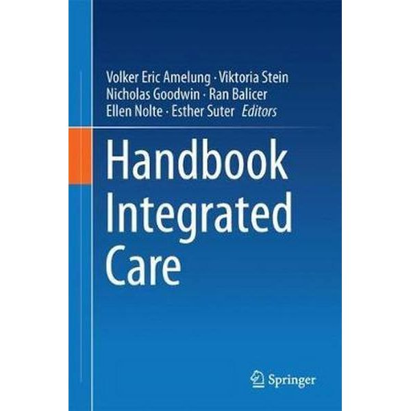 New handbook offers a comprehensive overview of the main ideas and concepts of integrated care