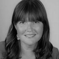 Maggie Langins, b&w