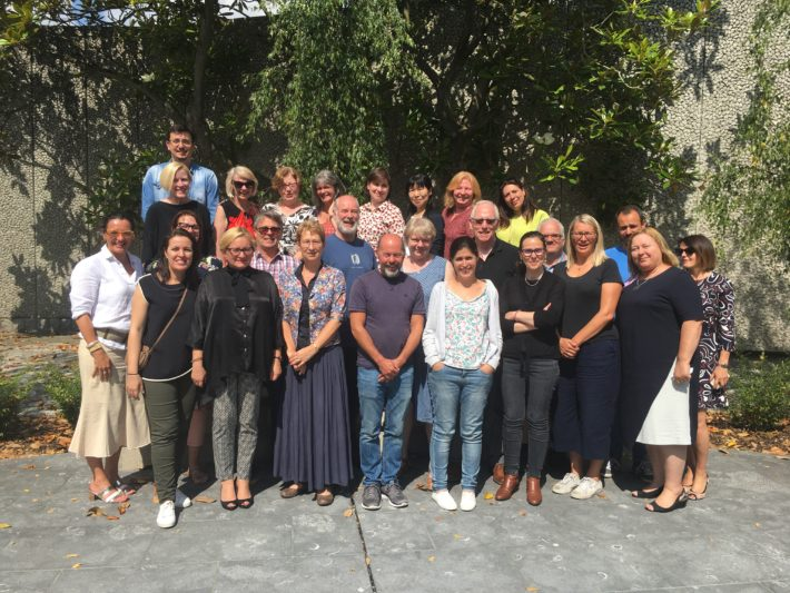 Dr Viktoria Stein, IFIC's Director of Education and Training, reflects on another successful Summer School.
