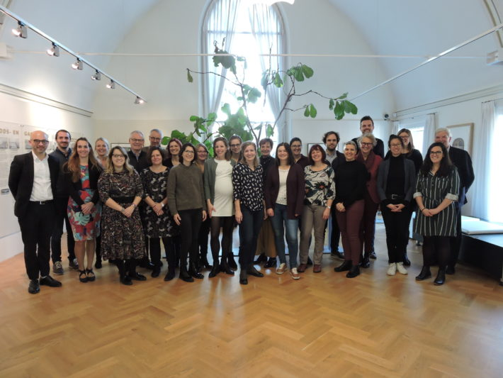SUSTAIN Roadmap finalised in Utrecht