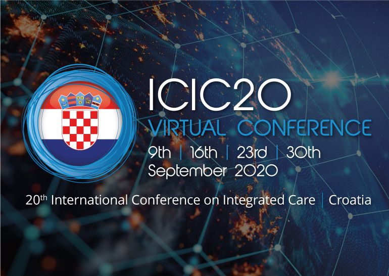 ICIC20 Virtual Conference September 2020