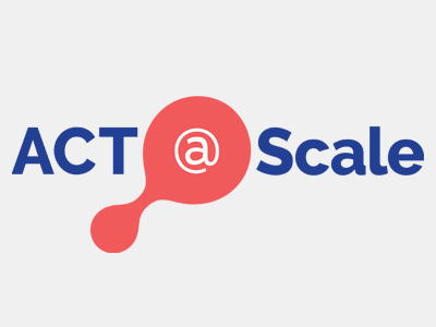 ACT@Scale Final Workshop at ICIC19!